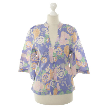 Matthew Williamson Bunte Bluse