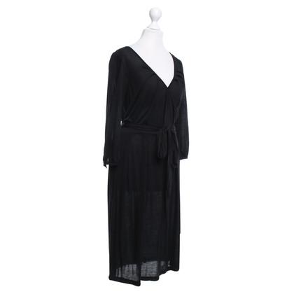Bruuns Bazaar Kleid in Schwarz