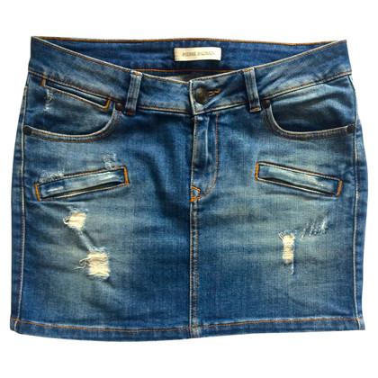 Pierre Balmain Gonna di jeans