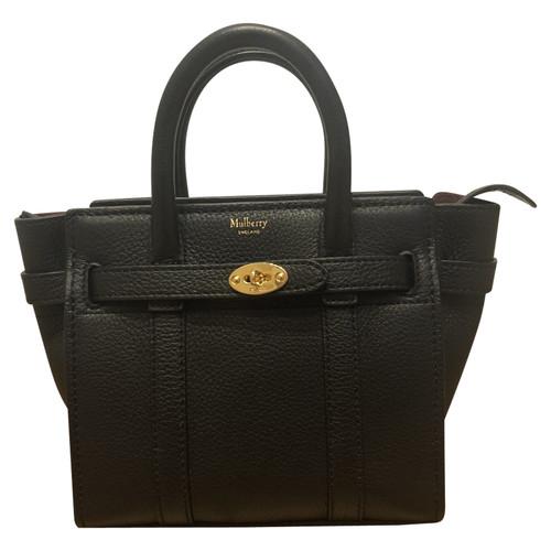 859bfcbec6 Mulberry Shoulder bag Leather - Second Hand Mulberry Shoulder bag ...