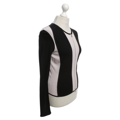 Marc Cain top in black / pink