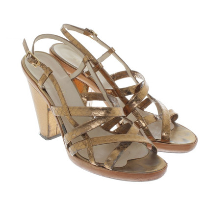 Pollini Leather sandals