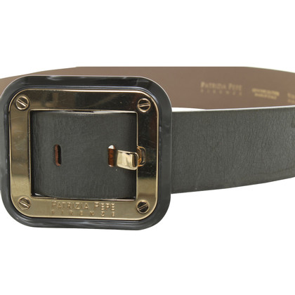 Patrizia Pepe Leather belt