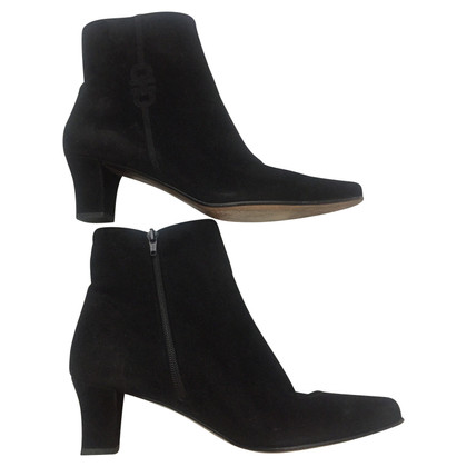 Salvatore Ferragamo Boots in zwart