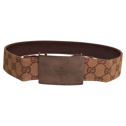 Gucci Belt with Guccissima pattern