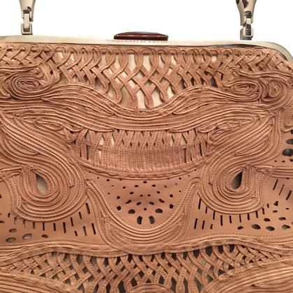 Ermanno Scervino Embroidered handbag
