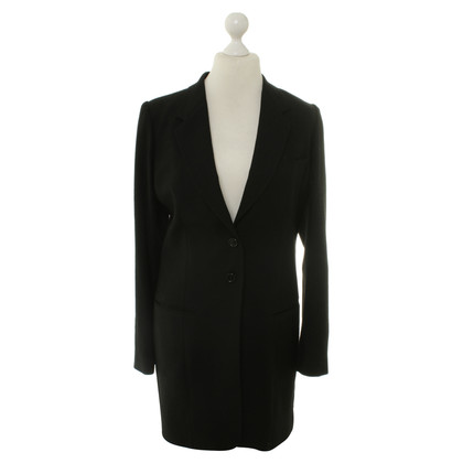 Ann Demeulemeester Cappotto nero