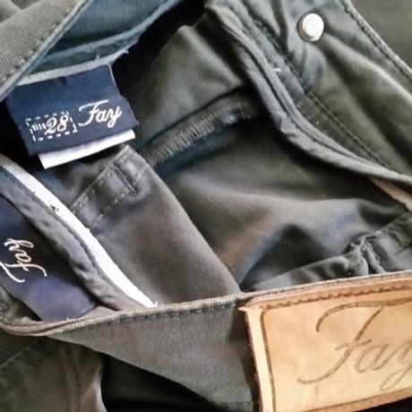 Fay Jeans in Grau Grau Billig Verkauf Niedriger Preis Sonnenschein Günstig Kaufen 2018 YHQQO7Wsbl