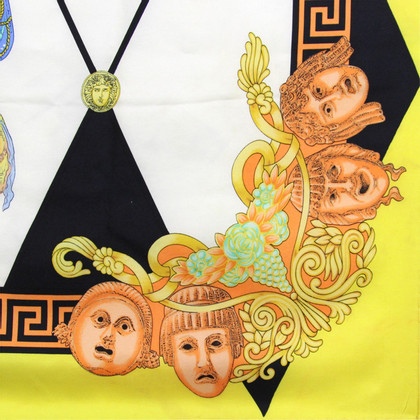 Versace Cloth with digit motif