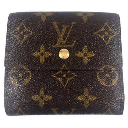 Louis Vuitton Wallet made Monogram Canvas
