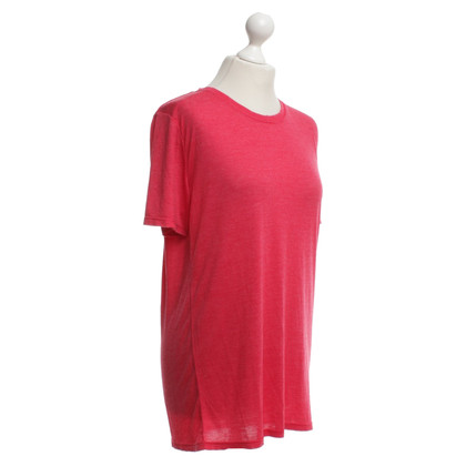 Iro T-shirt in red