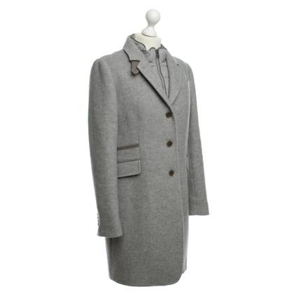 Mabrun Coat in grey