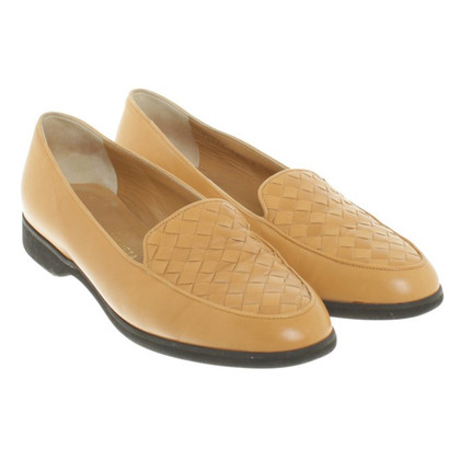 Bottega Veneta Slipper in Beige