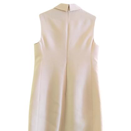 Valentino Sleeveless dress in white