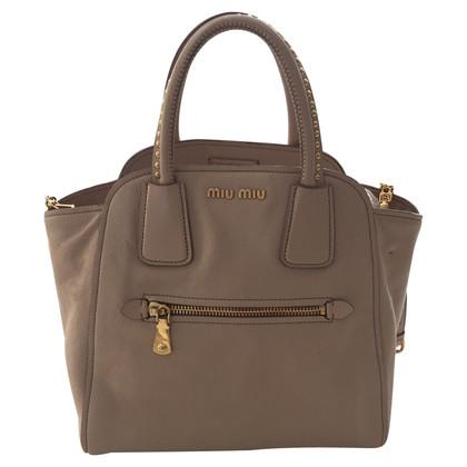 miu miu handtasche second hand miu miu handtasche gebraucht kaufen f r 420 00 2229139. Black Bedroom Furniture Sets. Home Design Ideas
