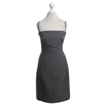 Plein Sud Bandeau-Kleid in Grau