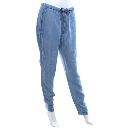 Closed Summer trousers in blue