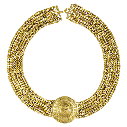 Chanel Gouden ketting