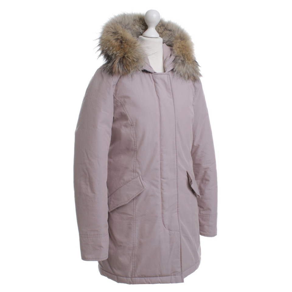Woolrich Arctic Parka Rosa