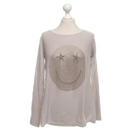 ROSA VON SCHMAUS Cashmere sweater in beige