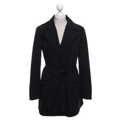 Prada Manteau en noir