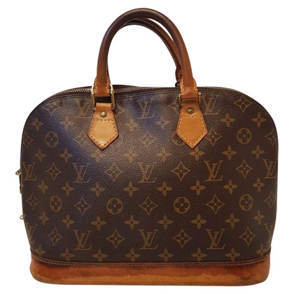 "Louis Vuitton ""Alma PM Monogram Canvas"""