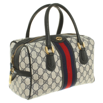 """Gucci """"Boston Bag"""" mit Guccissima-Muster"""