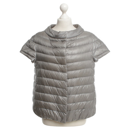 Herno Light down jacket in gray