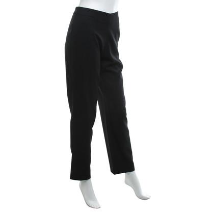 Chanel Uniform Pantalon en noir