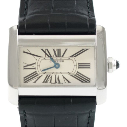 Cartier Tank Divan Lady Quartz