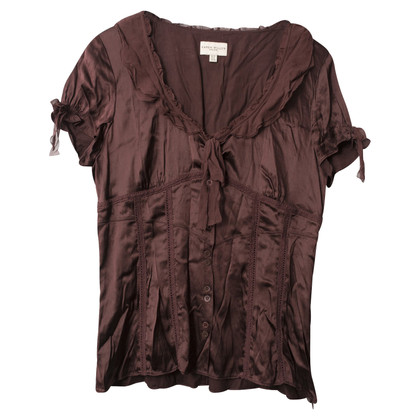Karen Millen Zijden blouse