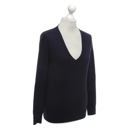 Gucci Maglione di cashmere blu scuro