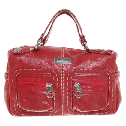 Hogan Leather handbag