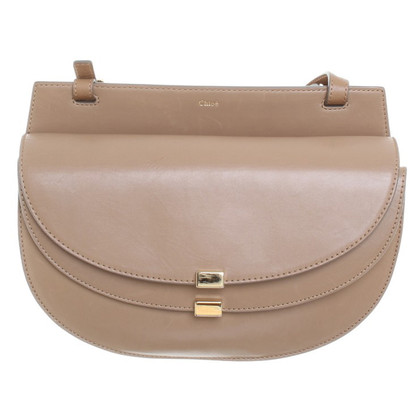 "Chloé Shoulder bag ""Georgia"" in beige"
