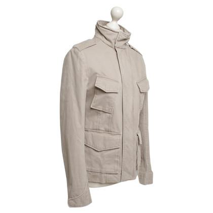 JOOP! Padded jacket in beige