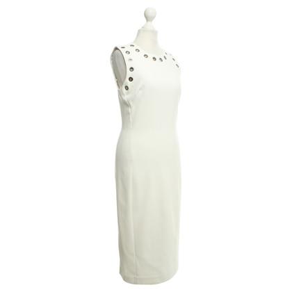 Plein Sud Vestito di bianco crema