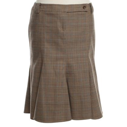 Patrizia Pepe skirt Checked