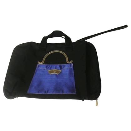 Karl Lagerfeld mallette pour ordinateur portable