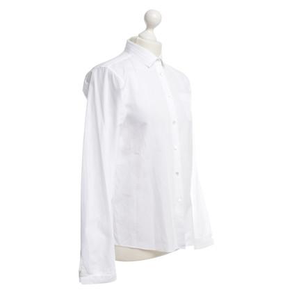 Jil Sander Blouse in white