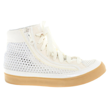 Stella McCartney for Adidas Sneakers in bianco