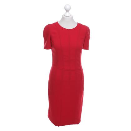 Jil Sander Dress in red