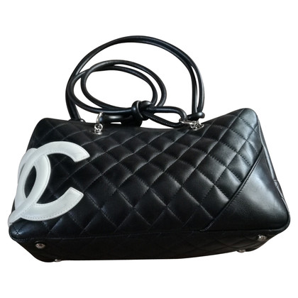 "Chanel ""Ligne Cambon Bowling Bag"""