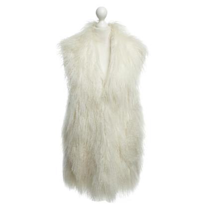 Haute Hippie Sheepskin vest
