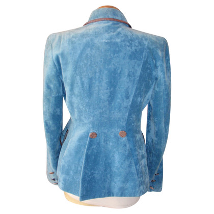 Christian Lacroix giacca di velluto