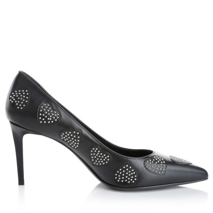 Saint Laurent pumps in nero
