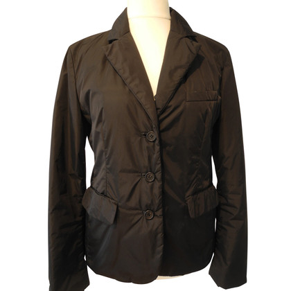 Prada Blazer lined in black