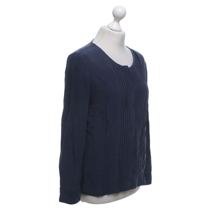 Strenesse Silk blouse in blue