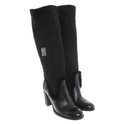 Bogner Boots with fur