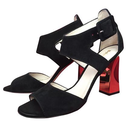 Baldinini Suede sandals