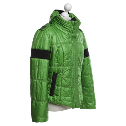 Marc Cain Jacket in green / black